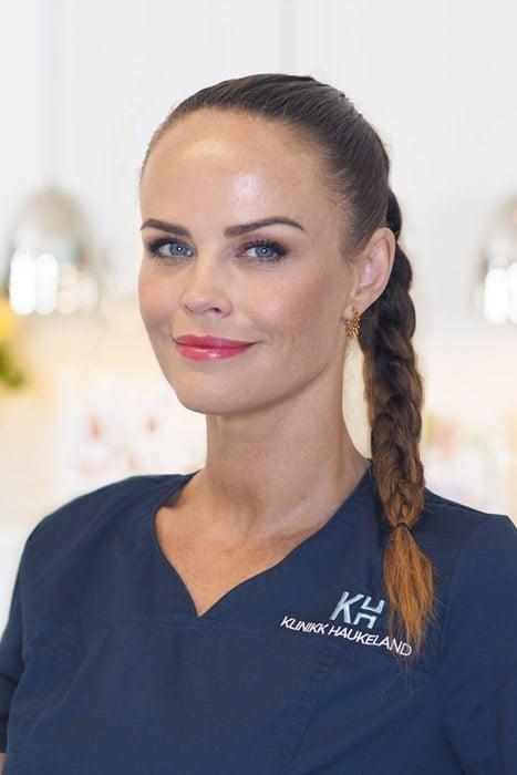 Linda Larsen - Kosmetisk sykepleier