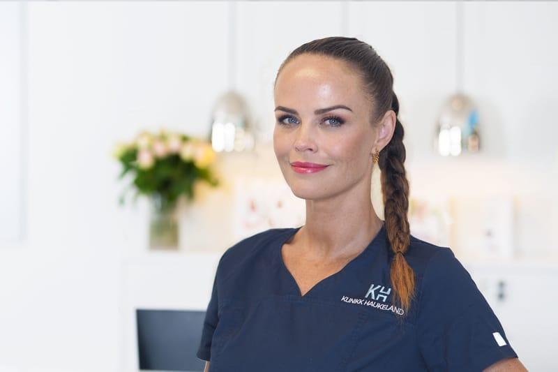 Linda Larsen blir med i Klinikk Haukeland