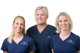 Portrett av våre ansatte - klinikk haukeland